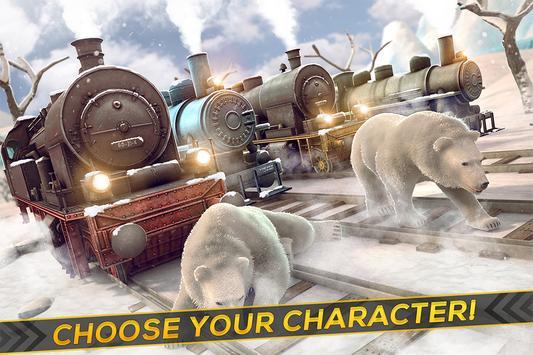 Subway Train Driver Simulator apk screenshot