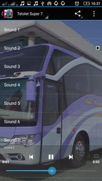 SIMULATOR KLAKSON TELOLET apk screenshot