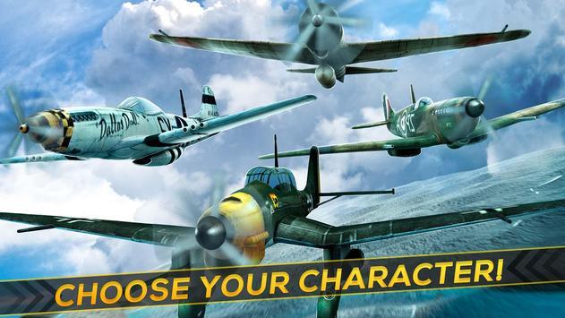 War Planes Shark Attack apk screenshot