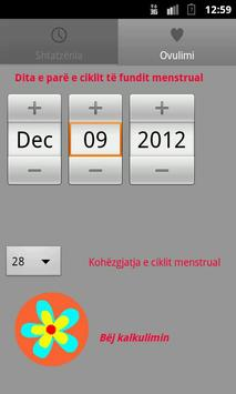 Kalkulatori Shtatzënis apk screenshot
