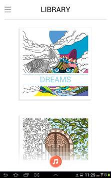 Coloring Book ColorCure Apk Screenshot
