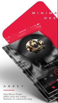 Abbey Music Player Plakat