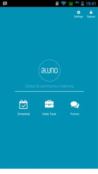 Aluno Teacher apk screenshot