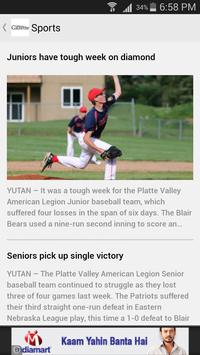 The Ashland Gazette apk screenshot