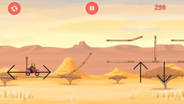 Bike Race - hardest game ever screenshot 1