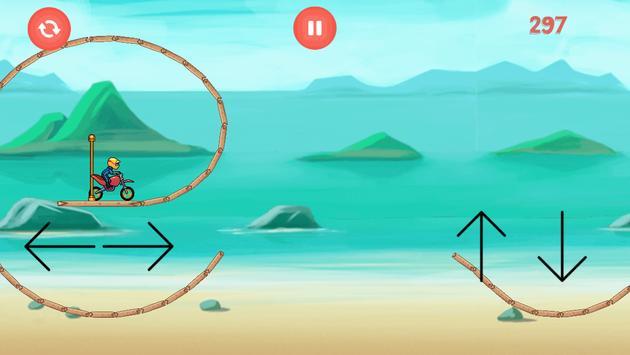 Bike Race - hardest game ever screenshot 2