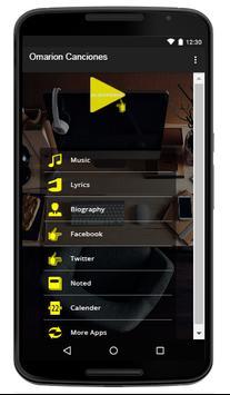 Omarion - Music And Lyrics screenshot 1