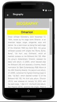 Omarion - Music And Lyrics screenshot 2