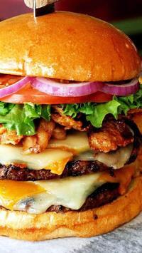 Burger Wallpapers apk screenshot