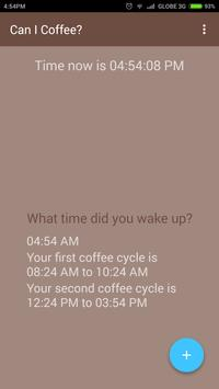 Can I Coffee? poster