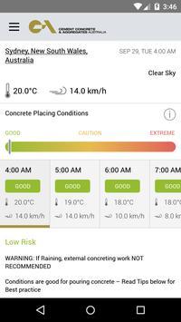 Smart Concreting App screenshot 1