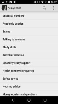UniLeeds apk screenshot