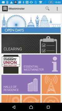 iWestminster poster
