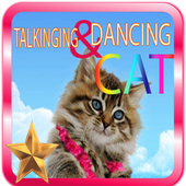 Talking And Dancing Cat icon