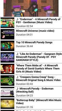 MusicCraft Videos poster