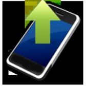 Auto Screen On icon