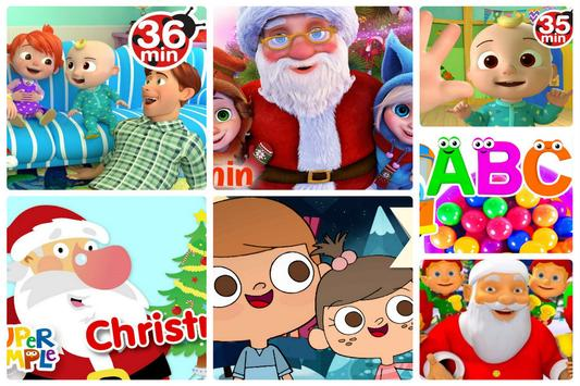 Christmas Songs for Kids and More Rhymes poster