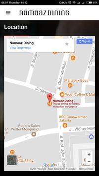 Namaaz Dining Restaurant screenshot 3