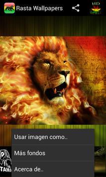 Rasta HD Wallpapers apk screenshot