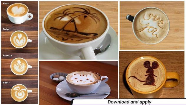 Coffee Art screenshot 2