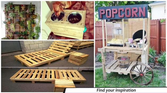 300+ Ideas for Simple Pallets poster