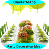 Party Decorations Ideas icon