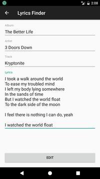 Lyrics Finder screenshot 6
