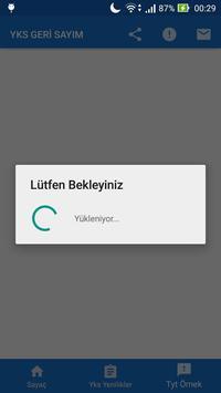 YKS Geri Sayım (Tyt'ye Kaç Gün Kaldı) screenshot 6