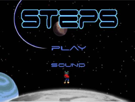 Steps Game poster