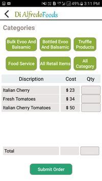 Di-Alfredo Foods screenshot 3