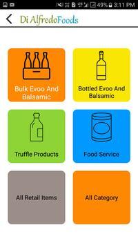 Di-Alfredo Foods screenshot 2