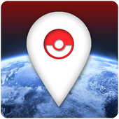 PokeVista - Real-time Live Map icon