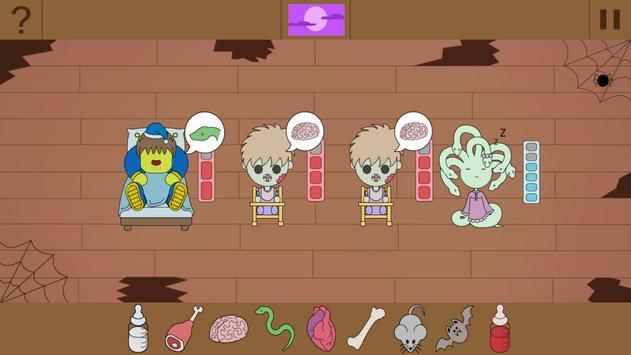 Halloween babysitting apk screenshot