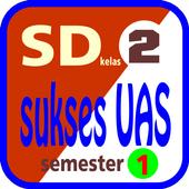Sukses UAS SD Kelas 2 semester 1 icon