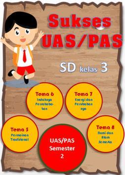 Sukses UAS SD Kelas 3 semester 2 screenshot 3