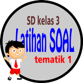 Latihan Soal SD Kelas 3 Tema 1 icon
