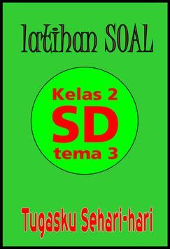 Latihan Soal SD Kelas 2 Tema 3 poster