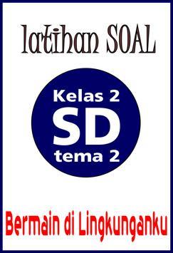 Latihan Soal SD Kelas 2 Tema 2 poster