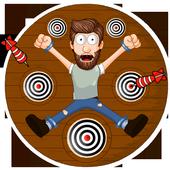 Dart Bord Focus Game icon