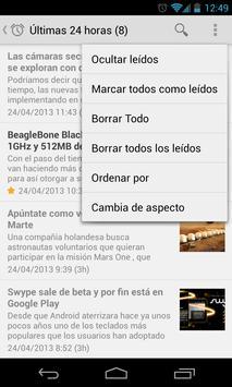 Omicrono screenshot 3