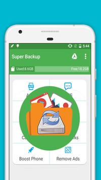 Restore Deleted Photos videos & Backup and restor apk screenshot