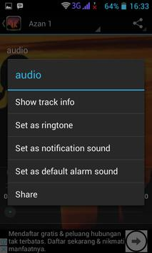 Azan mp3 Fajr apk screenshot
