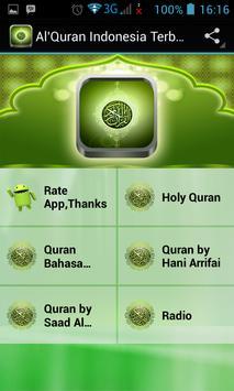 Al'Quran Indonesia Terbaru poster