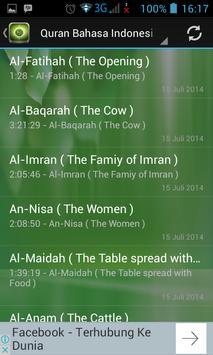 Al'Quran Indonesia Terbaru screenshot 2
