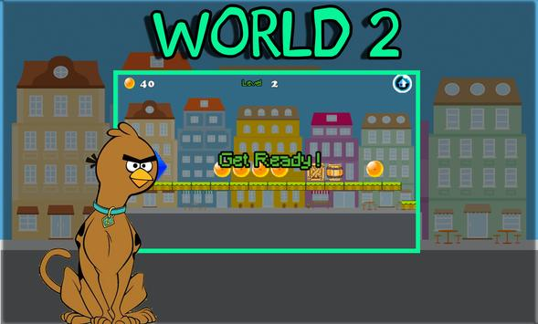 Angry scooby Dog apk screenshot