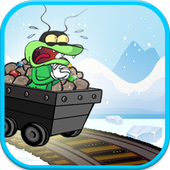 Railway Escape oggy icon