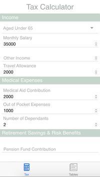 My Tax SA screenshot 3