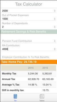 My Tax SA screenshot 1