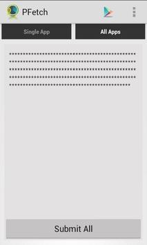 GoGLPlay App (PFetch Project) apk screenshot