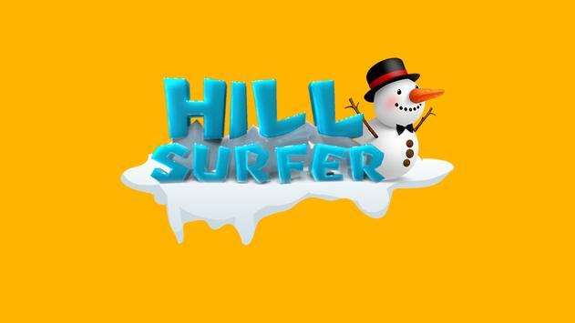 Hill Surfer poster